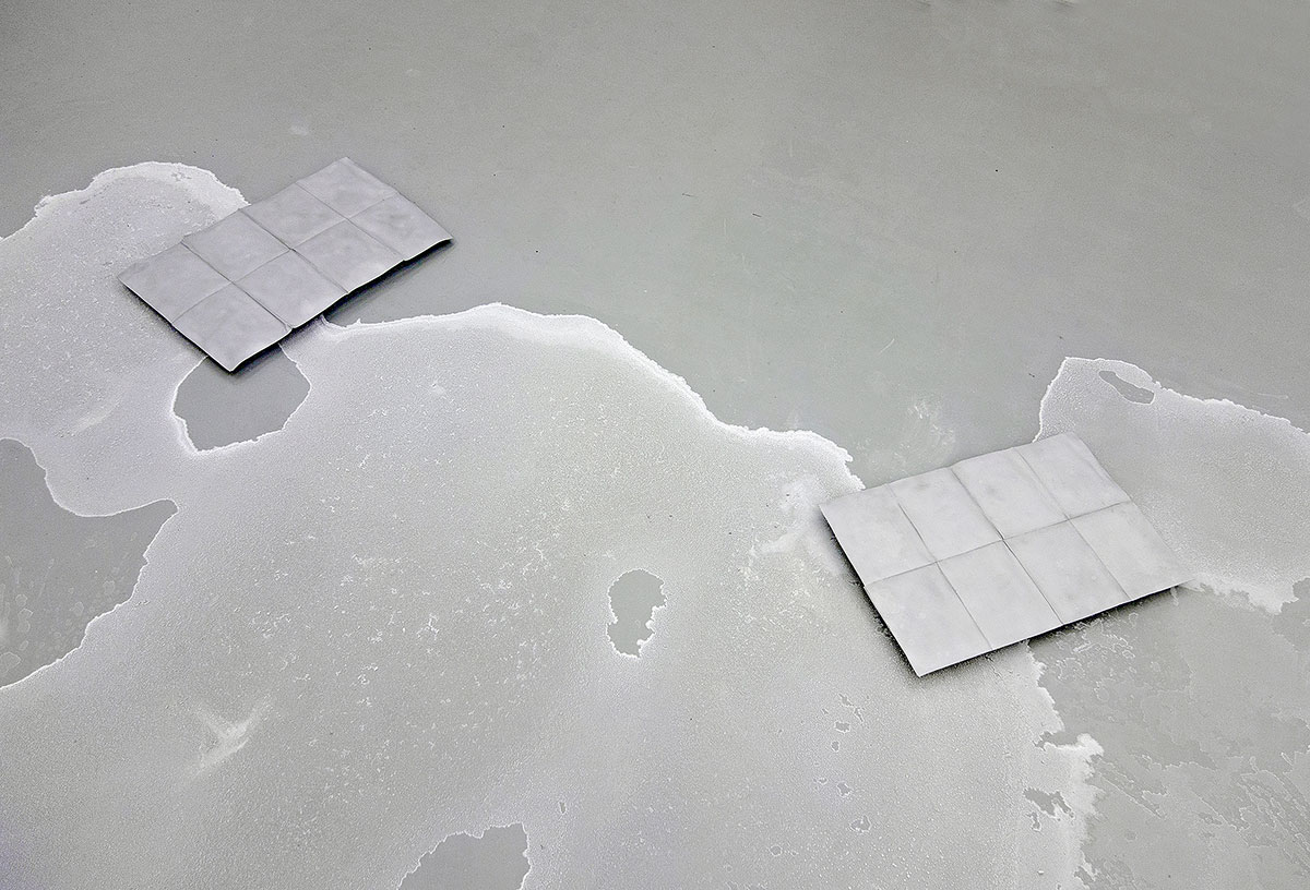 The surface Map smelting-into aluminum Carlos Irijalba