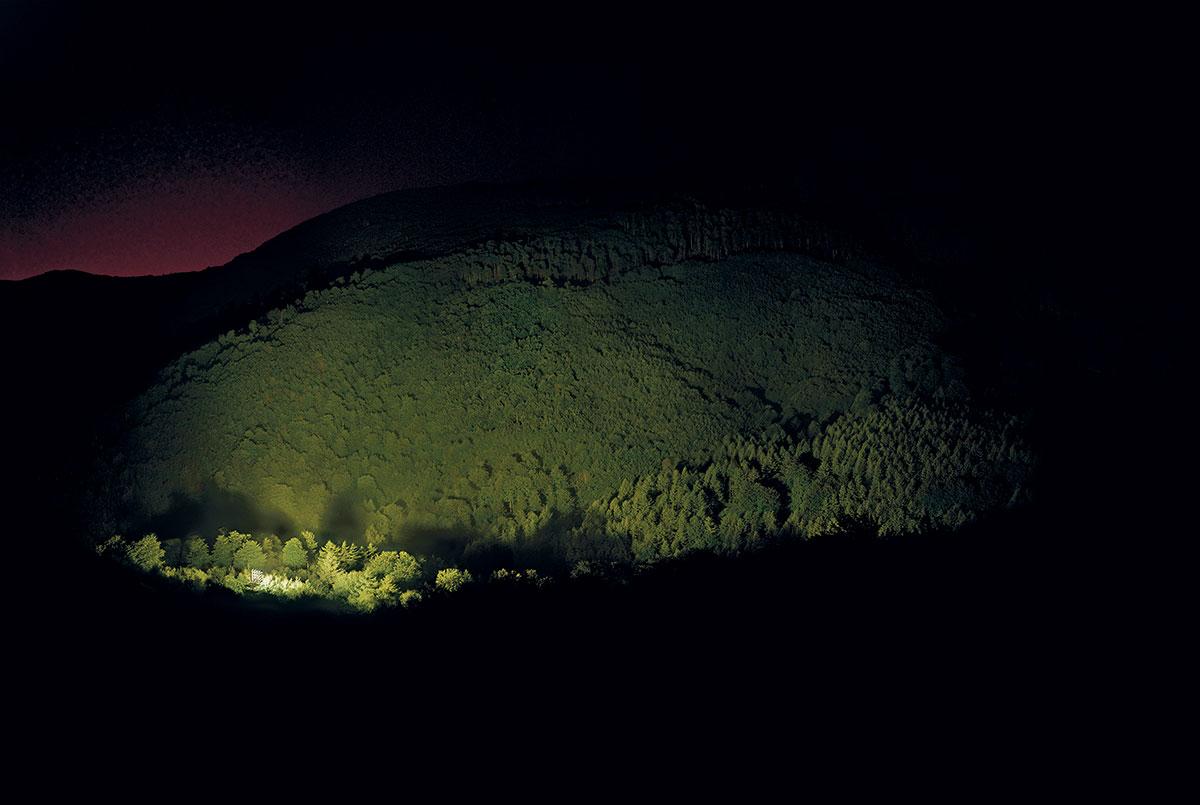 Twilight 180x250 cm Carlos Irijalba